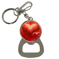 Love Bottle Opener Key Chain by Siebenhuehner