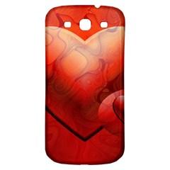 Love Samsung Galaxy S3 S Iii Classic Hardshell Back Case by Siebenhuehner