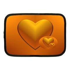 Love Netbook Case (medium) by Siebenhuehner