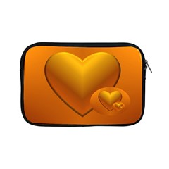 Love Apple Ipad Mini Zipper Case by Siebenhuehner