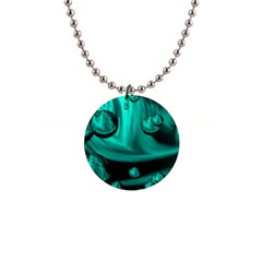Space Button Necklace by Siebenhuehner