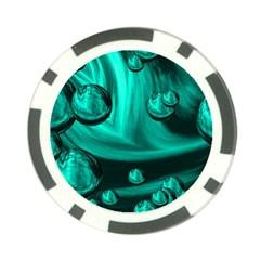 Space Poker Chip (10 Pack) by Siebenhuehner