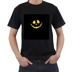 Why So Serious? Mens' Two Sided T Shirt (black) by Contest1704393