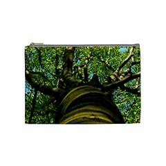 Tree Cosmetic Bag (medium) by Siebenhuehner