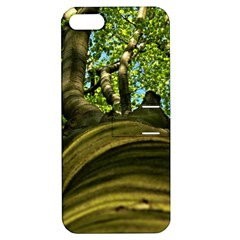 Tree Apple Iphone 5 Hardshell Case With Stand by Siebenhuehner
