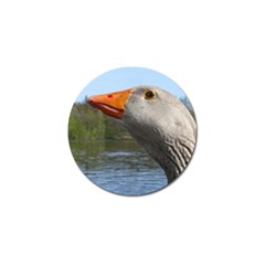 Geese Golf Ball Marker 4 Pack by Siebenhuehner