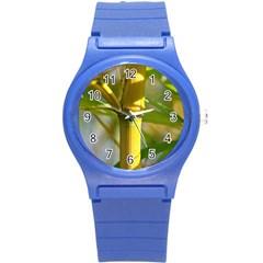 Bamboo Plastic Sport Watch (small) by Siebenhuehner