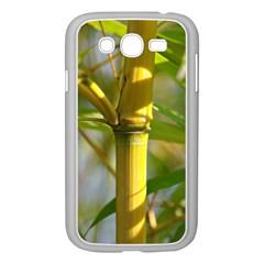 Bamboo Samsung Galaxy Grand Duos I9082 Case (white) by Siebenhuehner