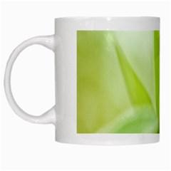 Bamboo White Coffee Mug by Siebenhuehner