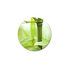Bamboo Golf Ball Marker 10 Pack by Siebenhuehner