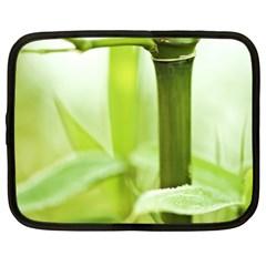 Bamboo Netbook Case (xxl) by Siebenhuehner