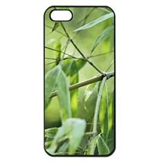Bamboo Apple Iphone 5 Seamless Case (black) by Siebenhuehner