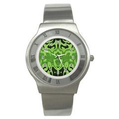 Design Stainless Steel Watch (unisex) by Siebenhuehner