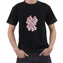 Toilet Wc  Auditorium Mens' T Shirt (black) by Contest1736797