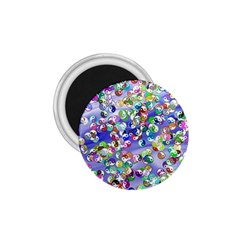 Ying Yang 1 75  Button Magnet by Siebenhuehner