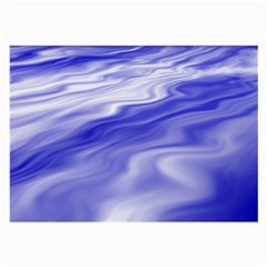 Wave Glasses Cloth (large, Two Sided) by Siebenhuehner