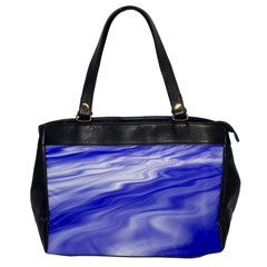Wave Oversize Office Handbag (one Side) by Siebenhuehner
