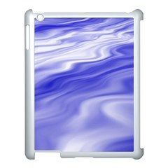 Wave Apple Ipad 3/4 Case (white) by Siebenhuehner