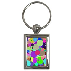 Balls Key Chain (rectangle) by Siebenhuehner