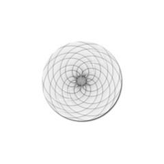 Spirograph Golf Ball Marker 4 Pack by Siebenhuehner
