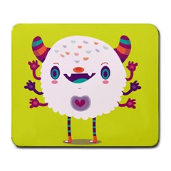 Moshi Large Mouse Pad (rectangle) by Mjdaluz