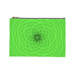 Spirograph Cosmetic Bag (large) by Siebenhuehner