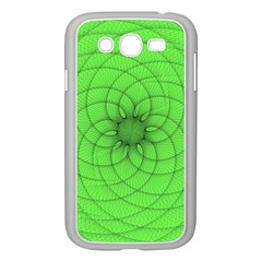 Spirograph Samsung Galaxy Grand Duos I9082 Case (white) by Siebenhuehner