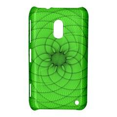 Spirograph Nokia Lumia 620 Hardshell Case by Siebenhuehner