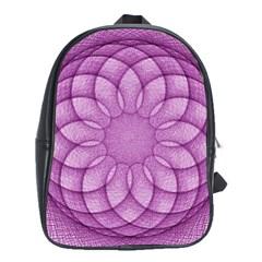 Spirograph School Bag (large) by Siebenhuehner