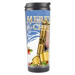 merry christmas - Travel Tumbler