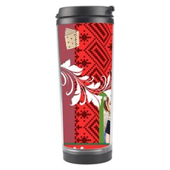 Merry Christmas By Joely   Travel Tumbler   Jiqq2luc5zgp   Www Artscow Com Left