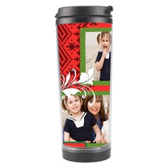 Merry Christmas By Joely   Travel Tumbler   Jiqq2luc5zgp   Www Artscow Com Center
