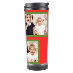 Merry Christmas By Joely   Travel Tumbler   Jiqq2luc5zgp   Www Artscow Com Right