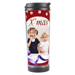 Merry Christmas By Joely   Travel Tumbler   Wzyj2tc0xptm   Www Artscow Com Center