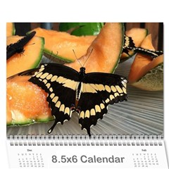 My Life By Ves   Wall Calendar 8 5  X 6    Io0nisj942f7   Www Artscow Com Cover