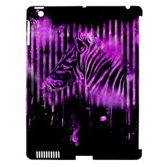 The Hidden Zebra Apple Ipad 3/4 Hardshell Case (compatible With Smart Cover) by doodlelabel