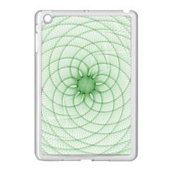 Spirograph Apple Ipad Mini Case (white) by Siebenhuehner