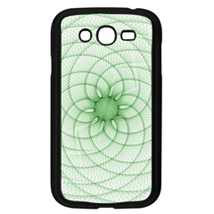 Spirograph Samsung Galaxy Grand Duos I9082 Case (black) by Siebenhuehner