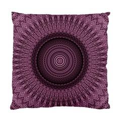 Mandala Cushion Case (single Sided)  by Siebenhuehner