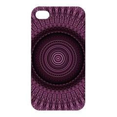 Mandala Apple Iphone 4/4s Hardshell Case by Siebenhuehner