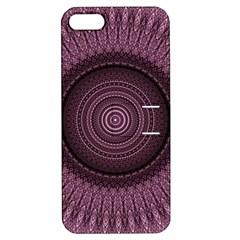 Mandala Apple Iphone 5 Hardshell Case With Stand by Siebenhuehner