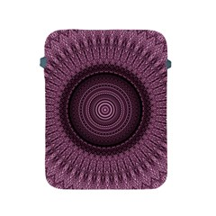 Mandala Apple Ipad 2/3/4 Protective Soft Case by Siebenhuehner