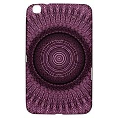 Mandala Samsung Galaxy Tab 3 (8 ) T3100 Hardshell Case  by Siebenhuehner