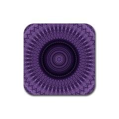 Mandala Drink Coasters 4 Pack (square) by Siebenhuehner