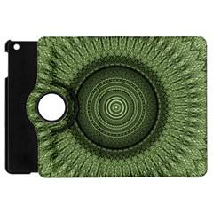Mandala Apple Ipad Mini Flip 360 Case by Siebenhuehner