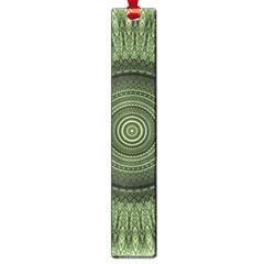 Mandala Large Bookmark by Siebenhuehner