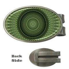 Mandala Money Clip (oval) by Siebenhuehner