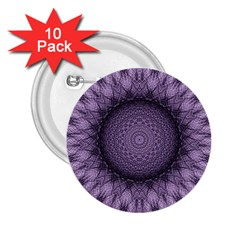 Mandala 2 25  Button (10 Pack) by Siebenhuehner