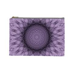 Mandala Cosmetic Bag (large) by Siebenhuehner