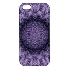 Mandala Iphone 5s Premium Hardshell Case by Siebenhuehner